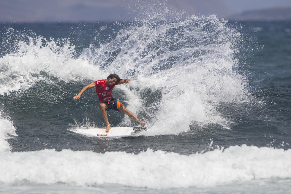 8 Tommy Boucaut FRA Lanzarote Teguise 2015 Franito Pro Junior SL Gines Diaz