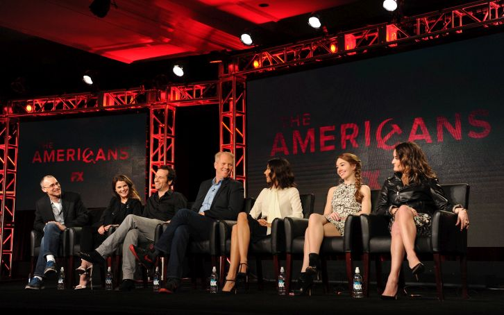 FX Winter TCA 2016 - Presentation and Panel Photos - Various Shows