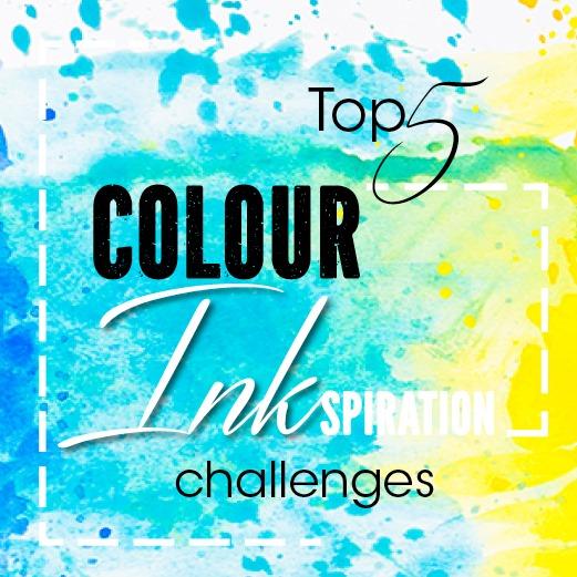 INKspiration Colour Challenges