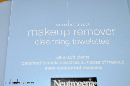 Neutrogena Makeup Remover Cleansing Towelettes Review