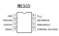 NE555 Clap Switch Circuit using NE555 timer IC