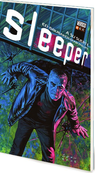 Sleeper - Ed Brubaker - Sean Phillips