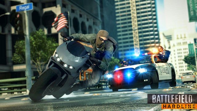 Battlefield Hardline For PC Games 2015 by http://jembersantri.blogspot.com