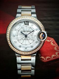 Relógio Ballon Bleu de Cartier