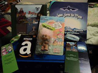  FREE Blogger Opp! ~ James & Syvok Adventure Prize Pack Giveaway!