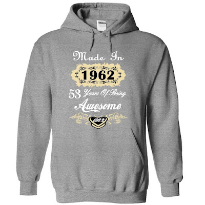 Made In 1962 Limited Edition Awesome Women T-Shirt 2015