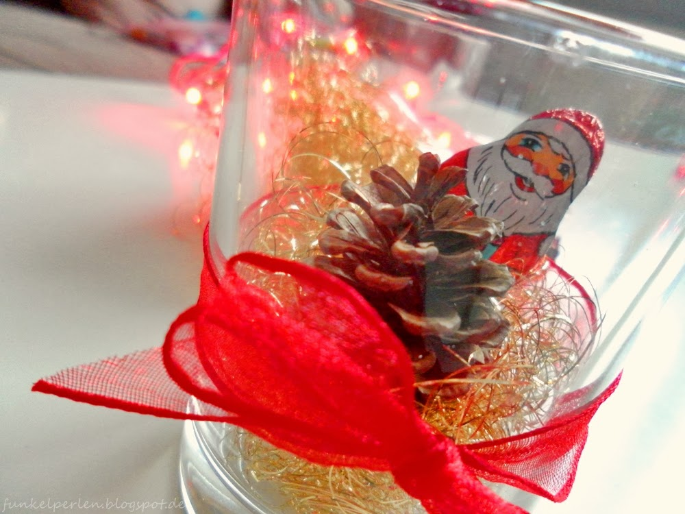 3 kreative Last Minute Verpackungen für Weihnachtsgeschenke // funkelperlen.blogspot.de