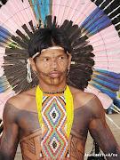Índios Brasileiros (jovem indio brasileiro)