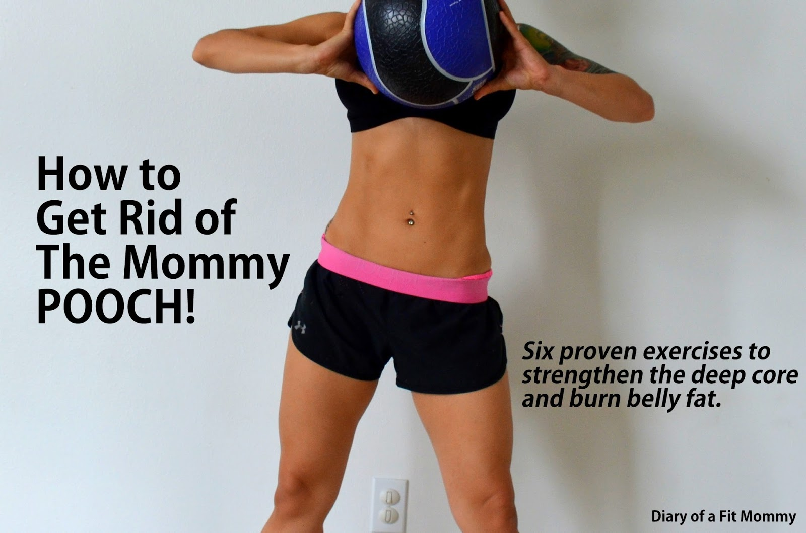 Diary of a fit mommy june 2015 your guide to getting rid of the mommy tummy pooch ccuart Gallery