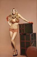 Bar Refaeli Sexy Passionata Lingerie Model Photoshoot
