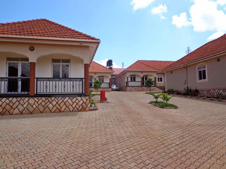 houses for sale kampala  uganda  semi