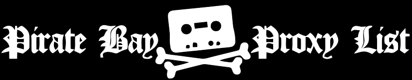 PBPL Pirate Bay Proxy List