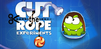 Cut The Rope Experiments Android Apk Paid