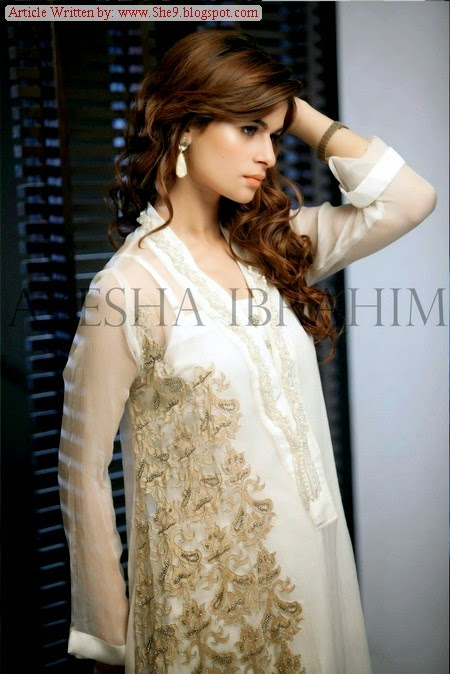 Ayesha Ibrahim Winter Pret Collection 2014
