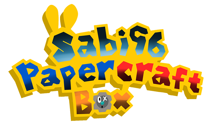 Sabi96 Papercraft Box
