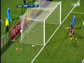 اهداف مباراة الهلال وويسترن سيدني وانديريرز 0-1 نهائى دورى ابطال اسيا Al-hilal-vs-sydney