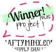 CraftyMinx Winner