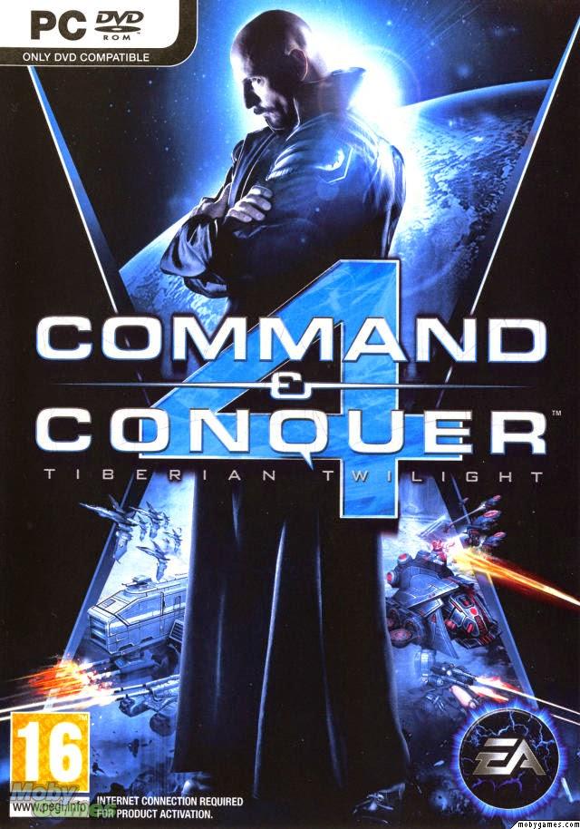 Command conquer pc
