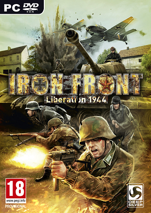 Iron Front Liberation 1944 PC working