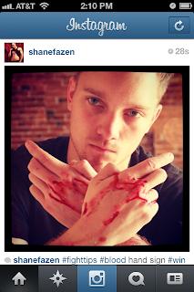 Shane Fazen Instagram