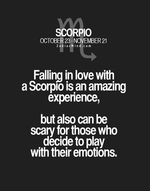 Scorpio Love Quotes Enchanting Falling In Love With A Scorpio 48 Scorpio Quotes
