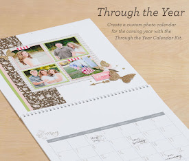 Through the Year Calendar Kit