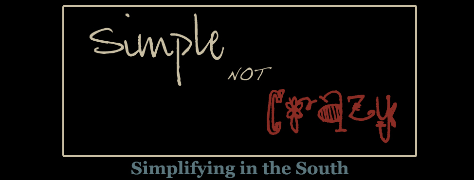 Simplifying in the South
