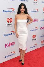 2015 Red Carpet Selena Gomez Jingle Ball