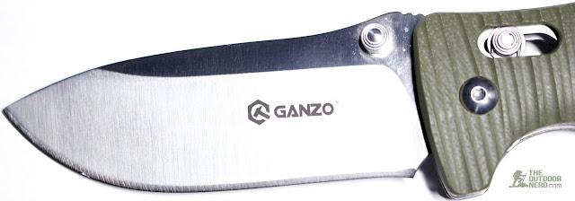 Ganzo G720 Blade View 1