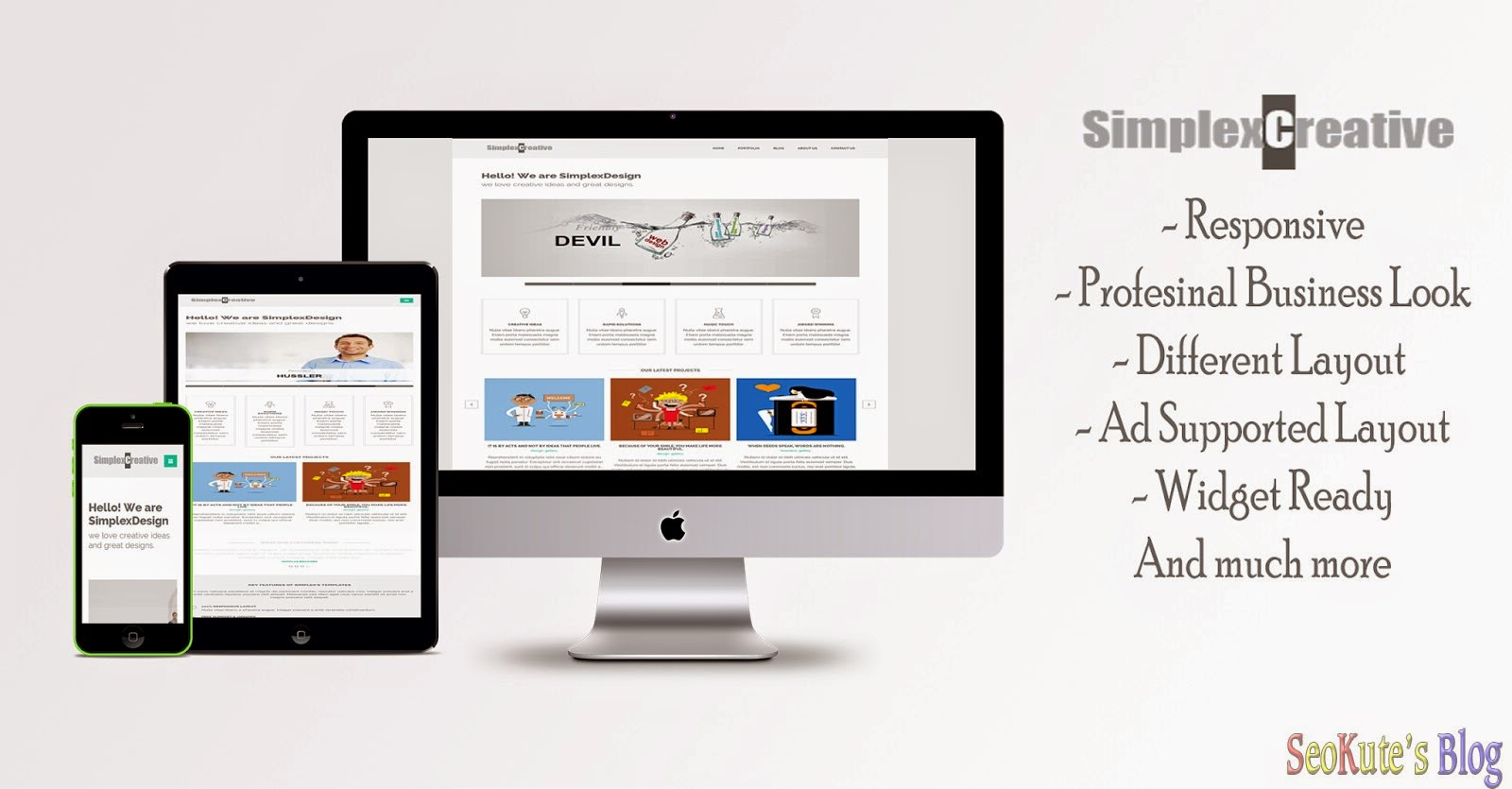 Old Fashioned Template Landing Page Blogspot Gallery - Certificate ...
