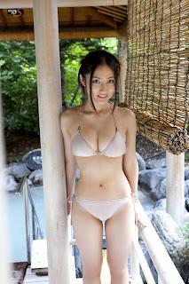 Saaya Irie Japanese girl hot bikini image 19