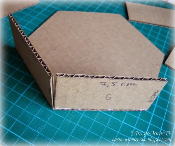 Коробка из микрогофрокартона своими руками 71