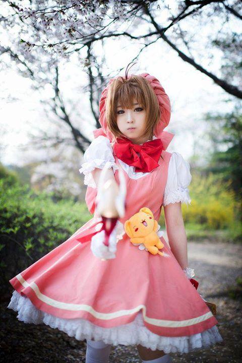Cardcaptor Sakura Cosplay Gamebud