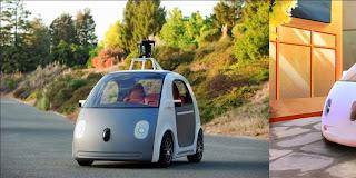 Google prépare une voiture sans volant