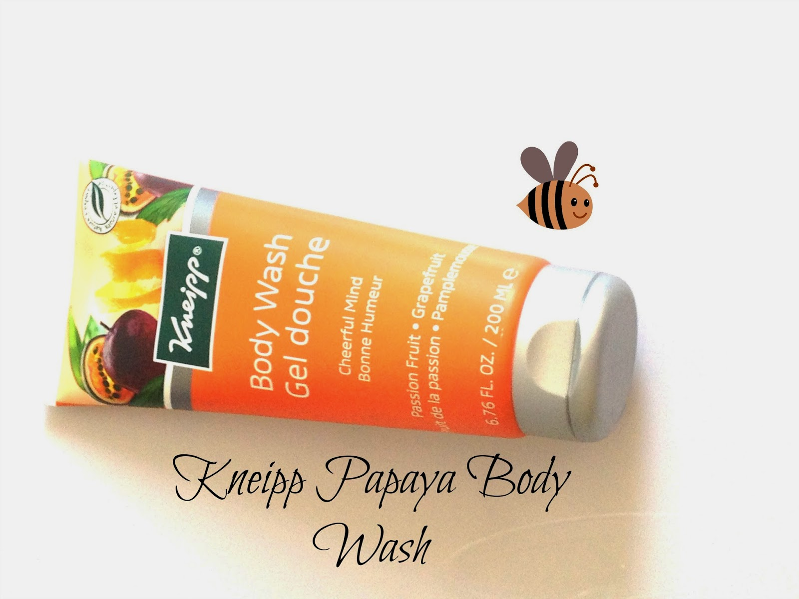 Kneipp Papaya Body Wash Reviews