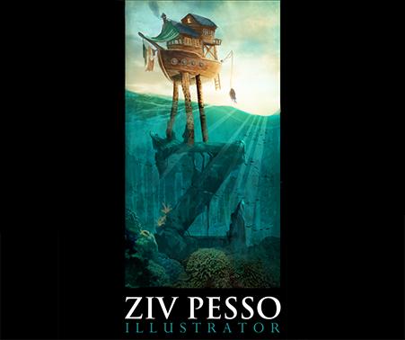 Ziv Pesso-Illustrator