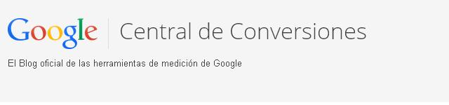 El Blog oficial de las herramientas de medición de Google