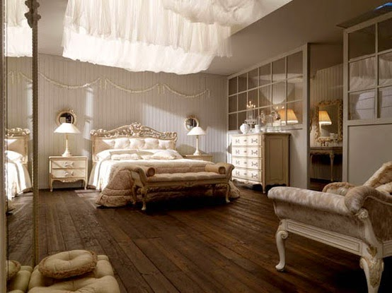 40 bedrooms in the Italian style 2015