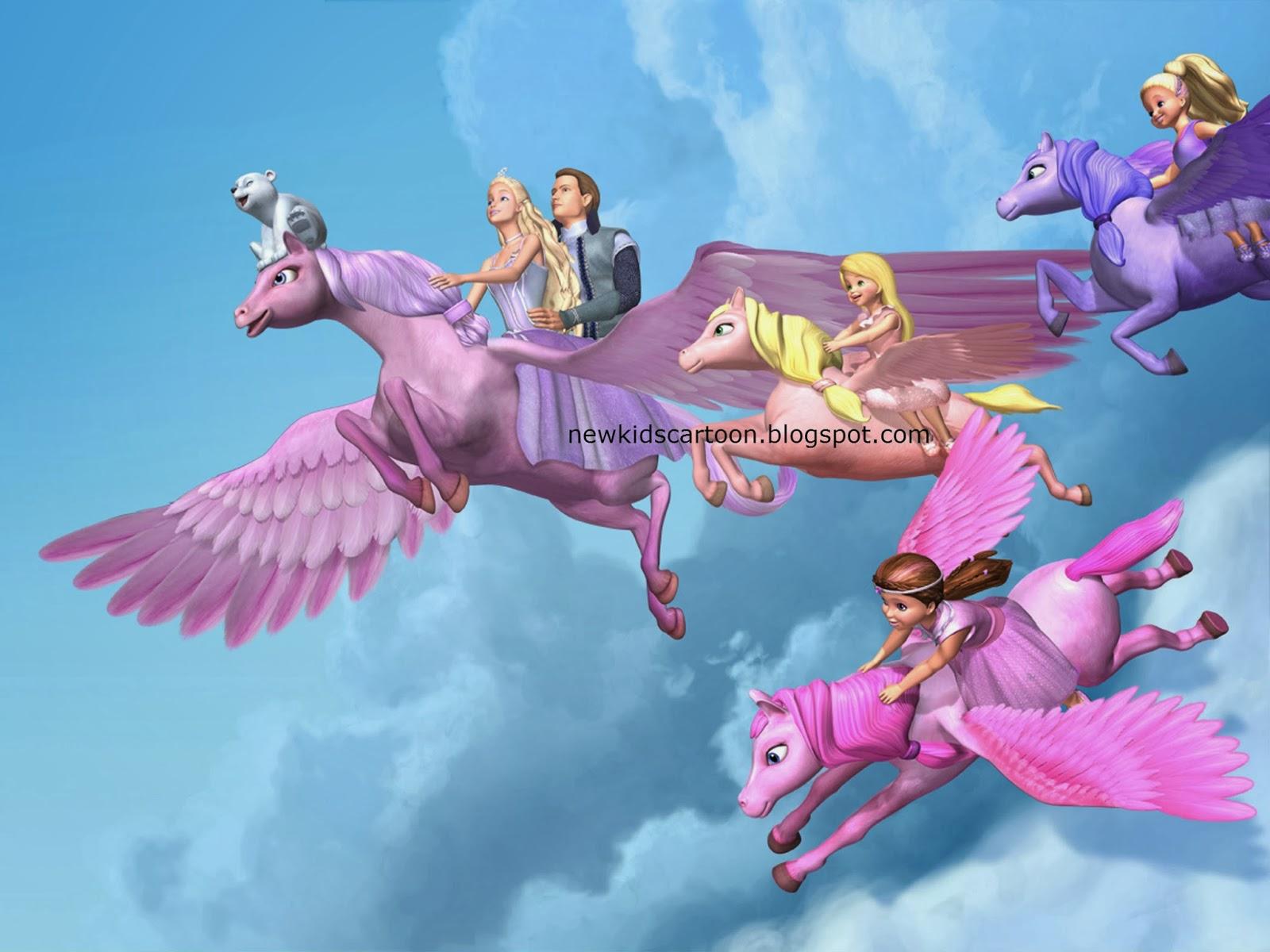 Barbie and the magic of pegasus urdu click for details new barbie