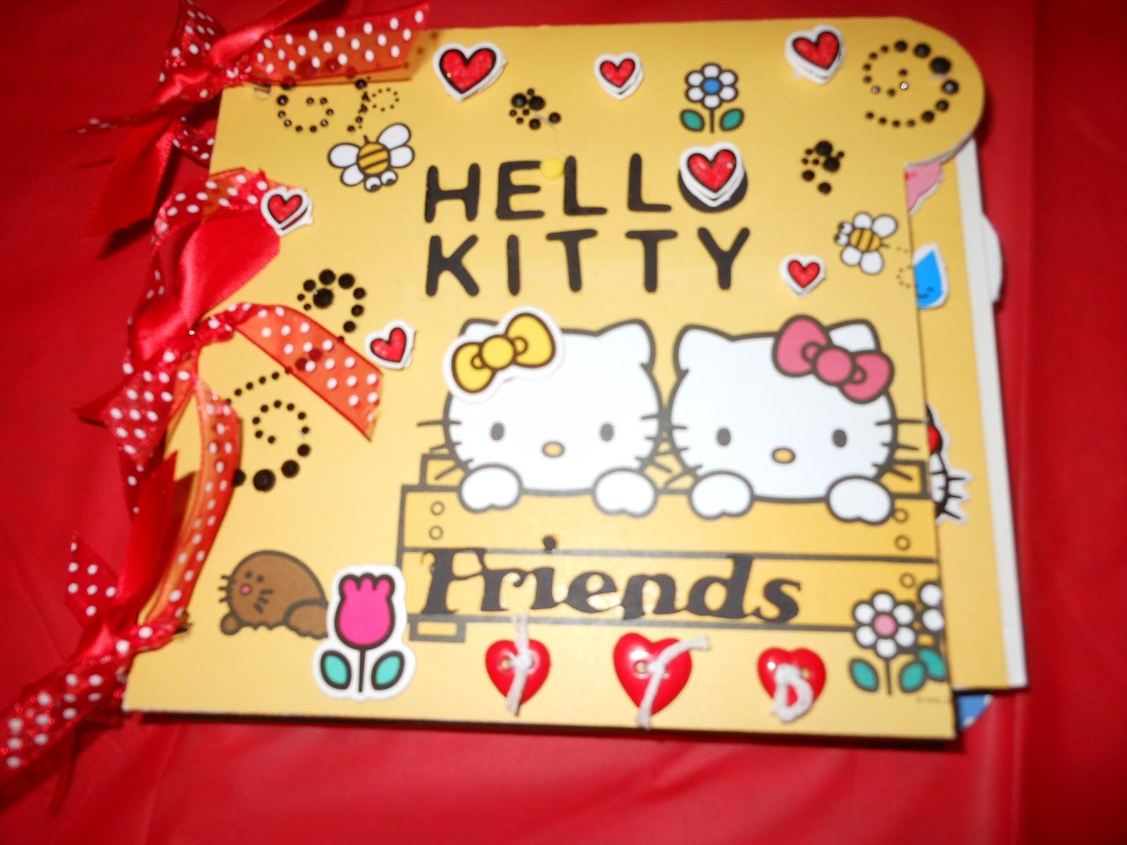 stampin u0026 39  with erlinda  hello kitty friends