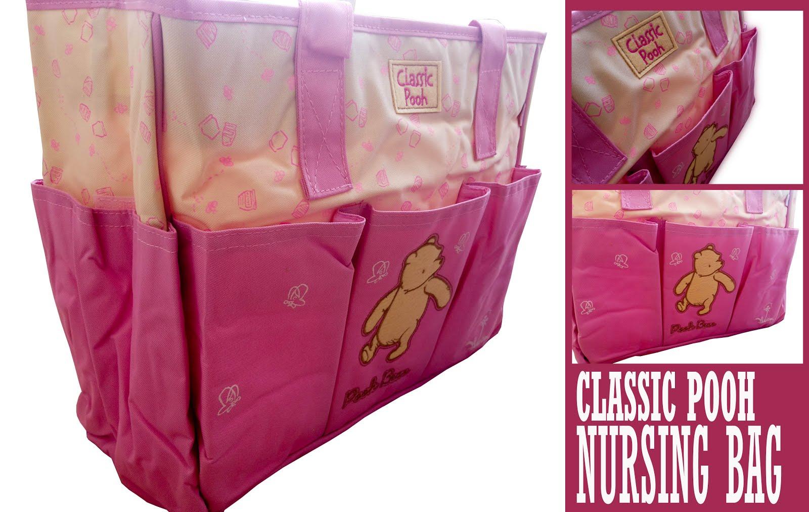 Nursing Bag - Classic Pooh