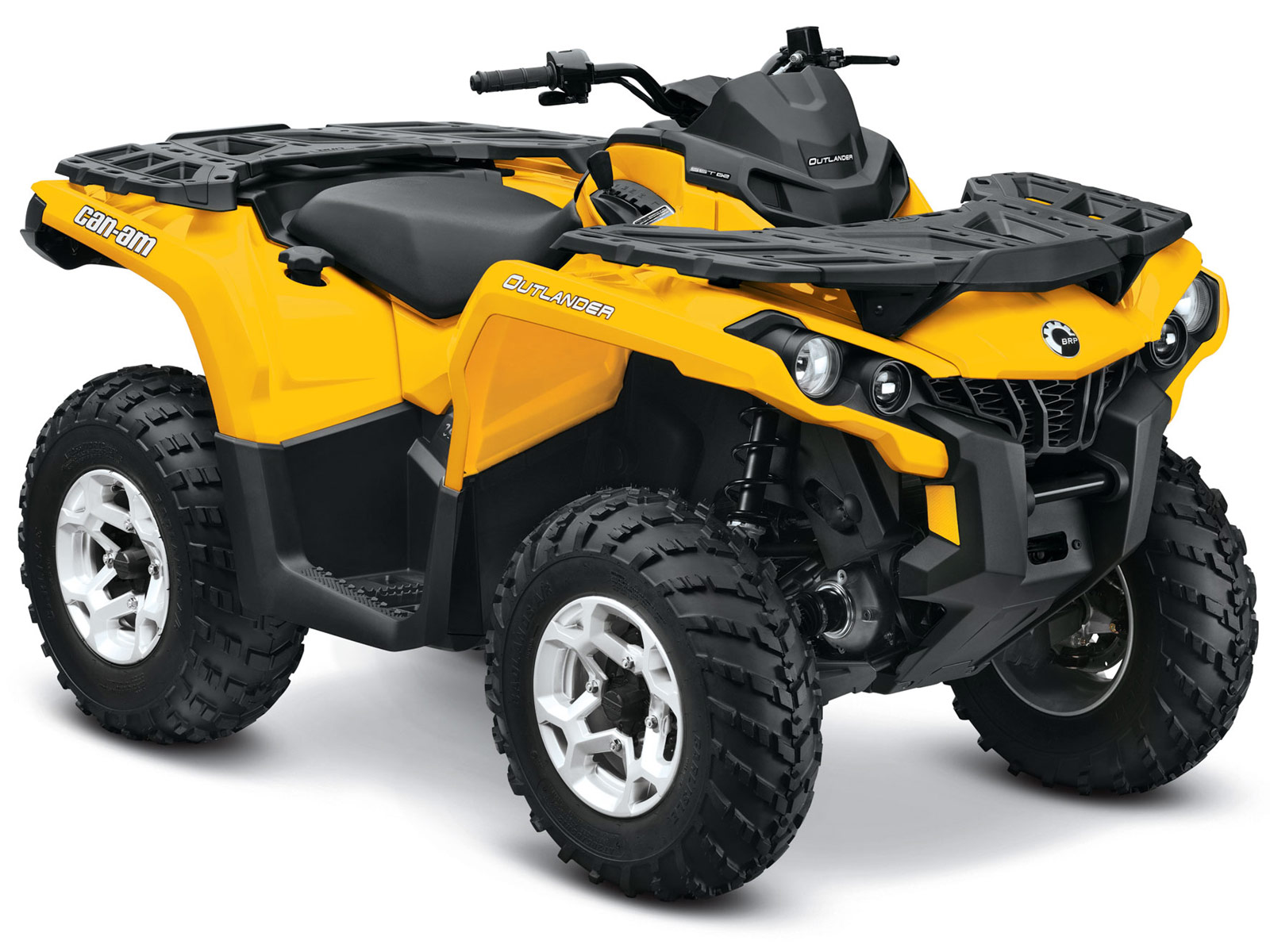 Outlander DPS 1000 | 2013 Can-Am ATV Pictures |