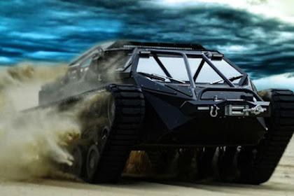 Tank Ini Mampu Melaju Layaknya Mobil Sport