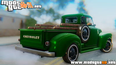 SA - Chevrolet 3100 1951 Work