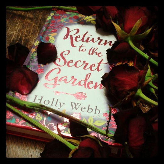 Drawing On Books Childrens Book Review Return To The Secret Garden By Holly Webb