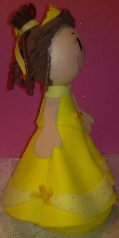 otra vista de la princesa