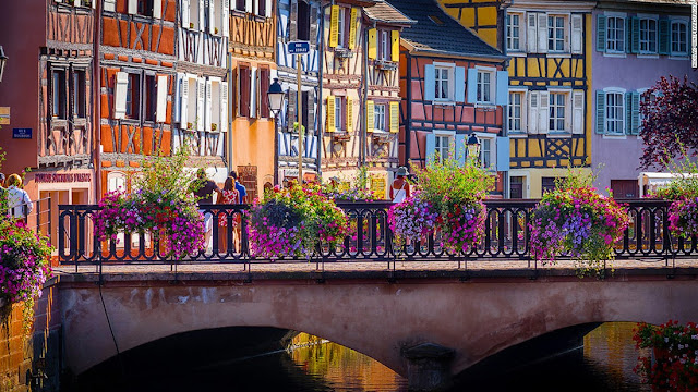 Colmar-Most-beautiful-destinations-in-France