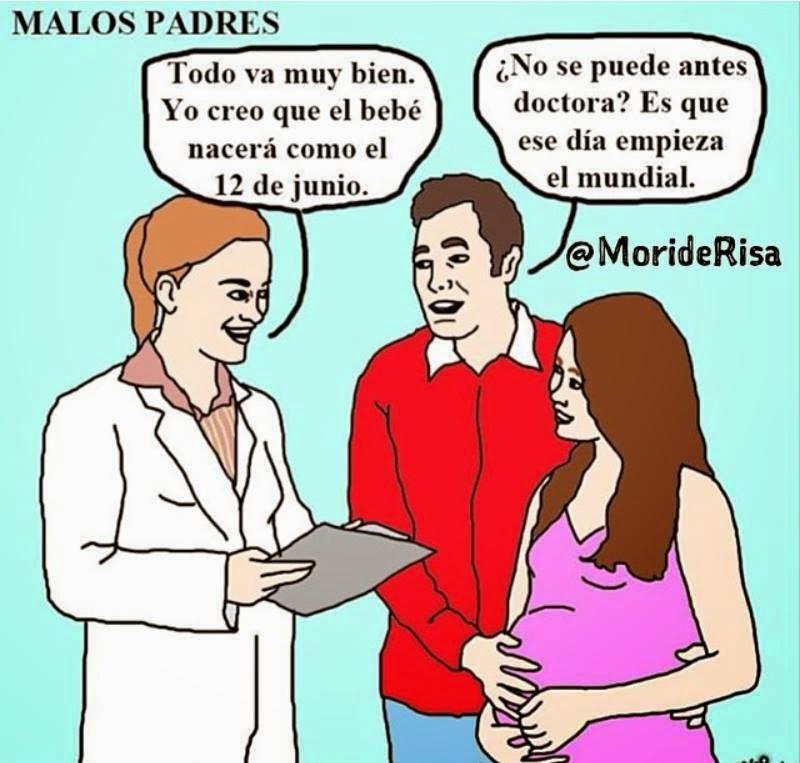 Malos padres selección Colombia