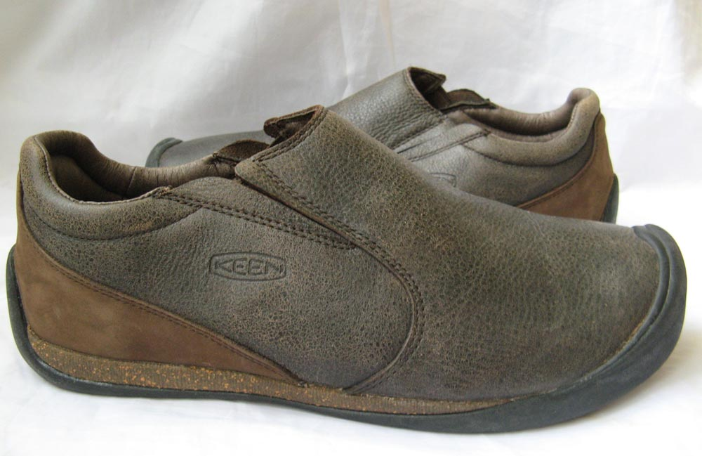 closet keen leather shoes mens size 11