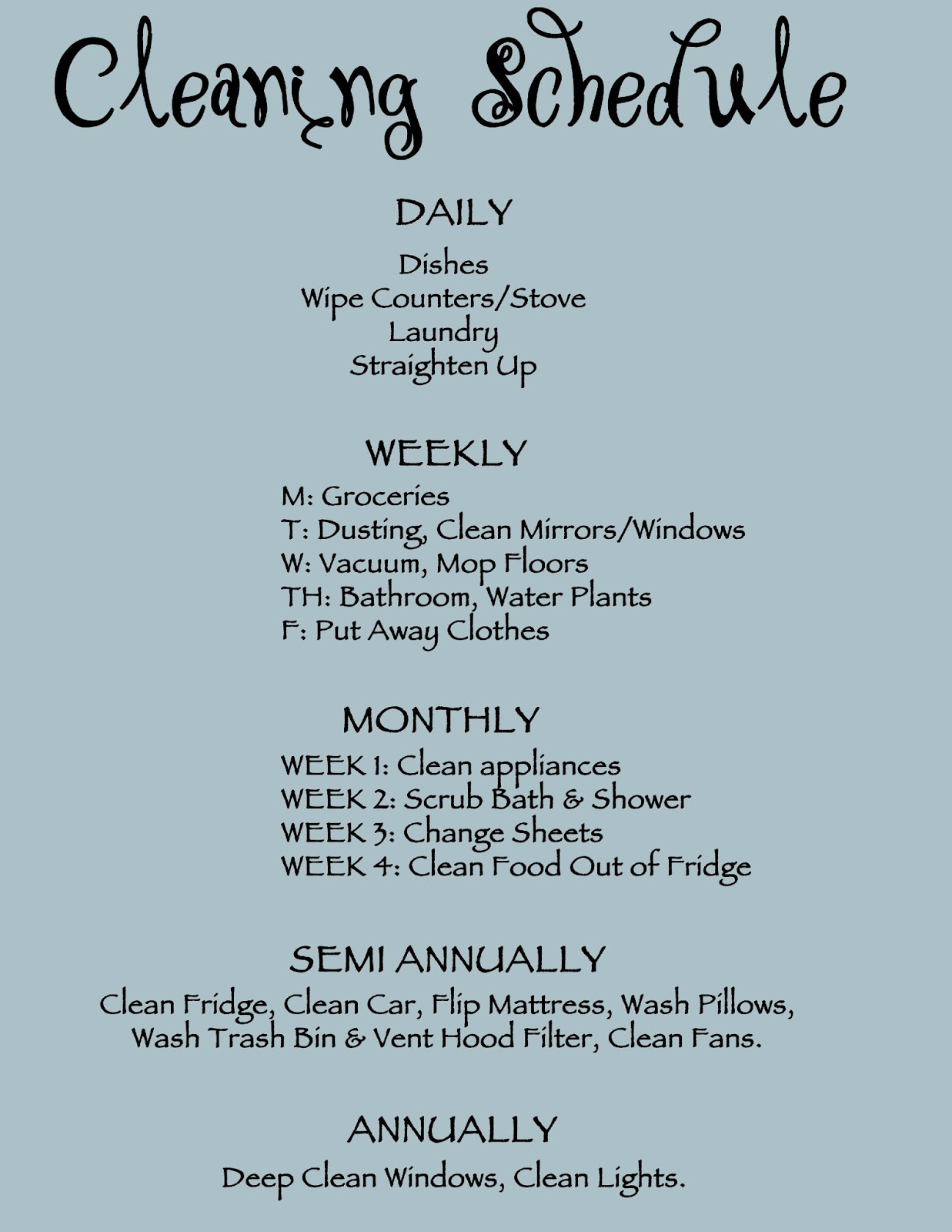 Spring Cleaning Quotes No Page Left Behind March 2013